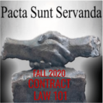 Contract Law CLC101