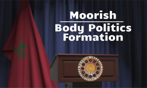 Moorish Body Politics Formation