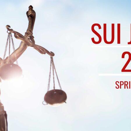 Sui Juris 201 Spring 2021